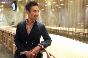 シリアルアントレプレナーであり、CARRYME(キャリーミー)代表取締役社長の大澤亮さんの写真